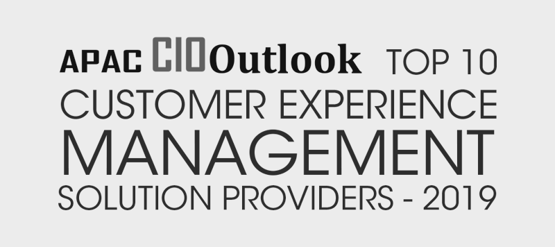 Clevertar Awarded In Top 10 Customer Experience Management Solution Providers – 2019