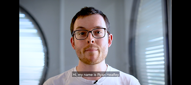 Meet Ryan Heaffey, one of the humans behind our chatbots